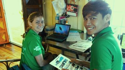 海外ボランティアやインターンシップの活動を支えるプロジェクトアブロードのスタッフ