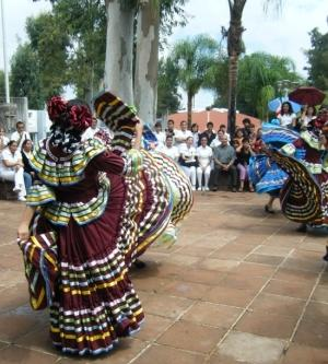 Traditional Dancing in Mexico