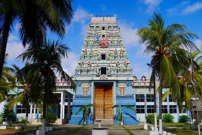 スリランカを代表するヒンズー寺院