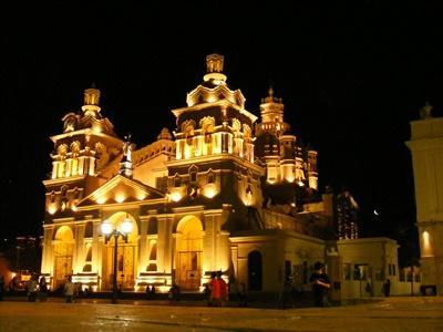 アルゼンチンのコルドバにある教会