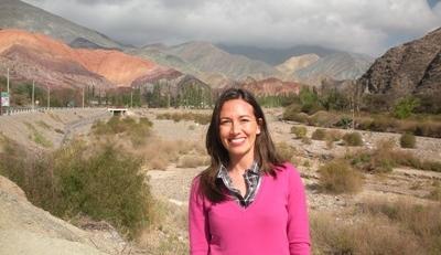 南米アルゼンチンで活動期間中に旅行するボランティア