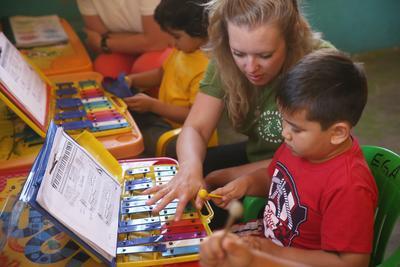 南米エクアドルで海外ボランティア・インターンシップに参加しよう