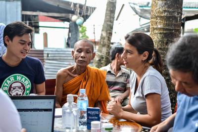 東南アジアのカンボジアでマイクロファイナンスの海外インターンシップ
