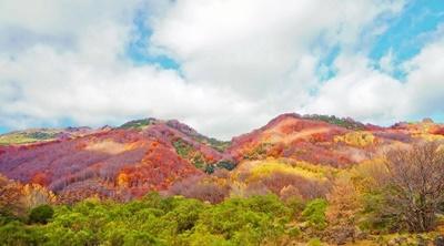 ヨーロッパ最高峰の活火山であるエトナ火山