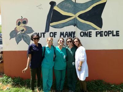 ジャマイカで国際医療経験を積む海外インターンシップ