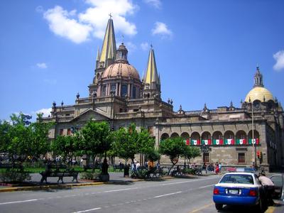 メキシコで国際協力に貢献しよう メキシコの街並み