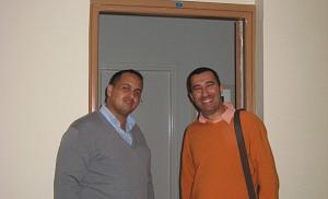 モロッコプロジェクトアブロードオフィスのスタッフ
