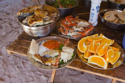 モザンビークで食を通した異文化体験