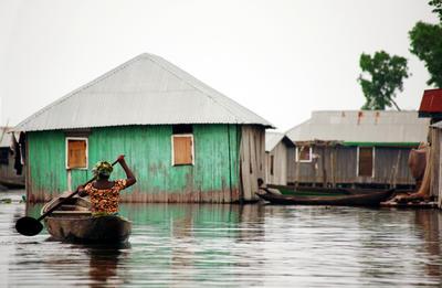 サイクロン・アイダイ被災地に暮らすモザンビークの地元女性