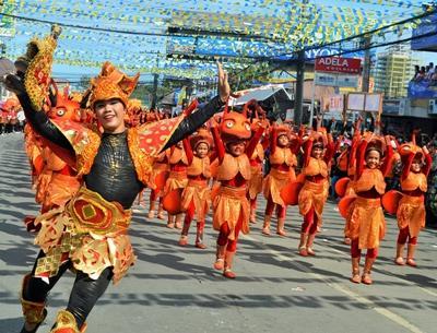 フィリピンの伝統あるお祭り