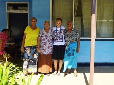 サモアで海外ボランティア・会外インターンシップ ホームステイを体験しよう!