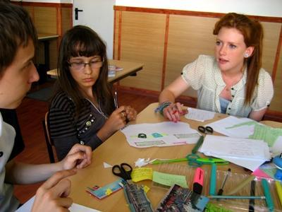東ヨーロッパの特別支援学校で教えるボランティア