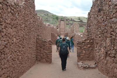 南米ペルーで考古学の海外ボランティア