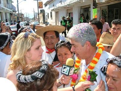 メキシコでジャーナリズムの海外インターンシップ