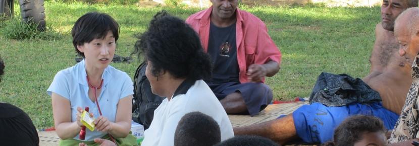 南太平洋で国際医療&ヘルスケア系海外ボランティア・インターンシップ