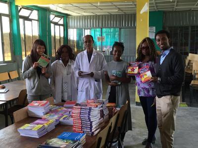 エチオピアで国際ボランティア 教育プロジェクトで活躍する日本人ボランティア