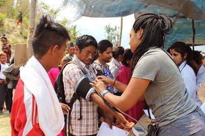 南アジアのネパールで医療の海外インターンシップ