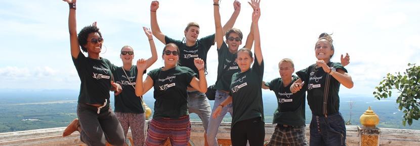 大学生の短期海外ボランティアプログラム