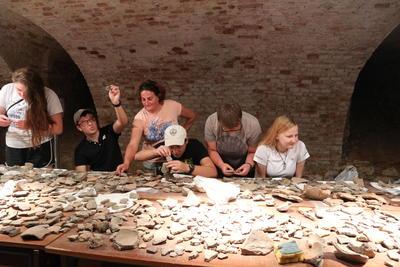 東欧ルーマニアで遺跡調査及び考古学の海外ボランティア