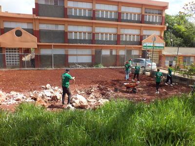 ジャマイカで建築に貢献する海外ボランティア活動
