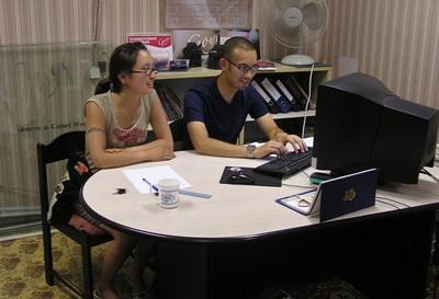 モンゴルで海外インターンシップ ビジネスプロジェクト