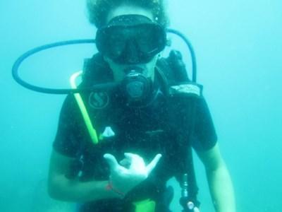 カンボジア、海洋保護プロジェクト、ダイブを楽しむプロジェクトアブロードボランティア