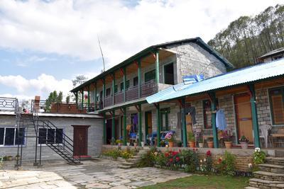 ネパールで環境保護の海外ボランティア 宿泊先