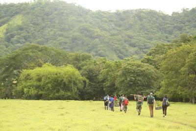 コスタリカの雄大な自然を守る環境保護の海外ボランティア