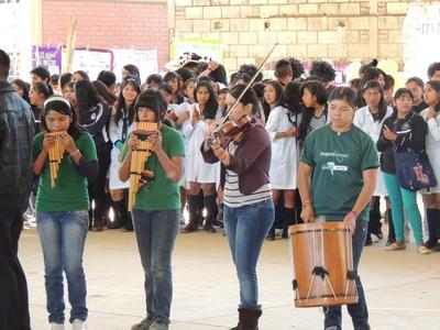 南米ボリビアで音楽を教える海外ボランティアに参加しよう