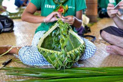 南太平洋フィジーで異文化体験の海外ボランティア