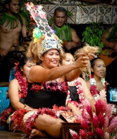 サモアの伝統文化を学ぶ異文化体験