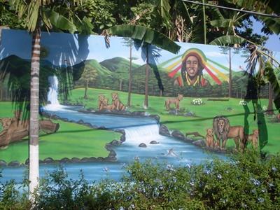ジャマイカで海外ボランティア マルーンコミュニティ開発