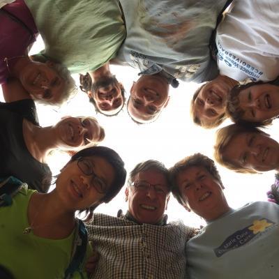ネパールでチャイルドケアに貢献するシニアボランティアたち
