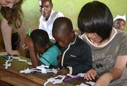 ガーナのケア&コミュニティプロジェクト