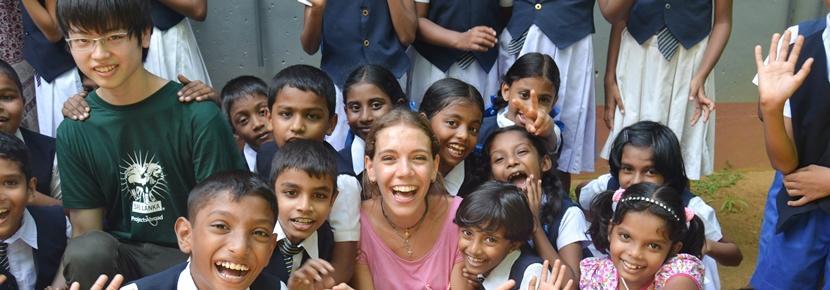 春・夏・冬休みを利用した高校生の短期国際ボランティア 子供のケア&コミュニティ奉仕活動の海外ボランティア