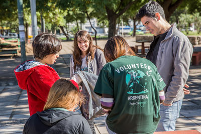 高校生の夏休み短期海外ボランティアプログラム アルゼンチンで人権保護&スペイン語レッスン