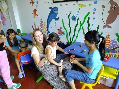 中国で海外ボランティアに参加しよう 高校生も参加できる中国でのチャイルドケア&コミュニティ奉仕活動