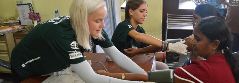 高校生の短期海外ボランティアプログラム 国際医療&ヘルスケア