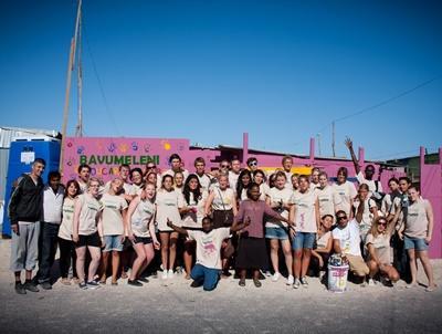 高校生限定短期海外ボランティア 南アフリカで高校生スペシャル チャイルドケア&コミュニティ奉仕活動