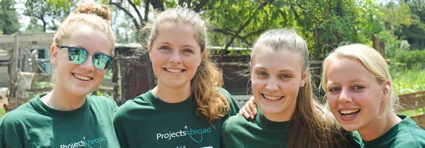 高校生の短期海外ボランティアプログラム 現地到着後の流れ