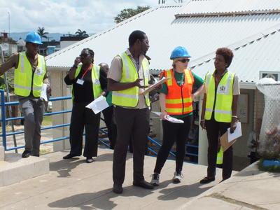 ジャマイカで災害管理指導を通した国際開発の海外インターンシップ
