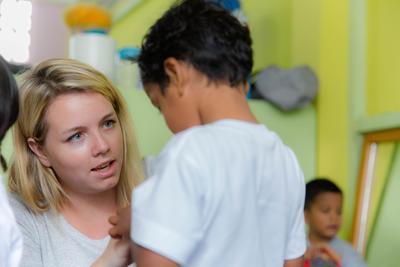 南米エクアドルで社会福祉士の海外インターンシップ