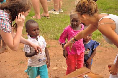ガーナで社会福祉インターンシップ!ガーナの子供たちにより良い未来を