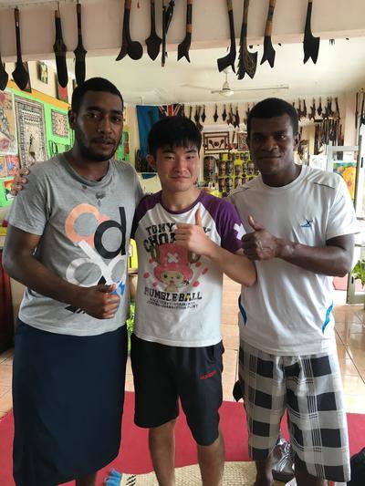 フィジーで海外ボランティアをしながら英語の語学留学 日本人ボランティア