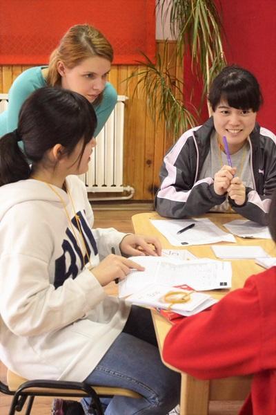 ルーマニアで英語留学 日本人ボランティア
