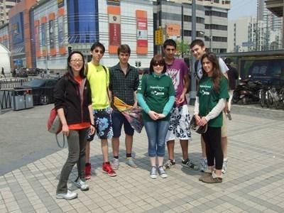 中国、中国語を学ぶプロジェクトアブロードボランティア