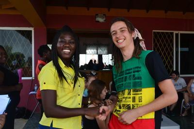 ジャマイカでパトワ語を学ぶ語学留学