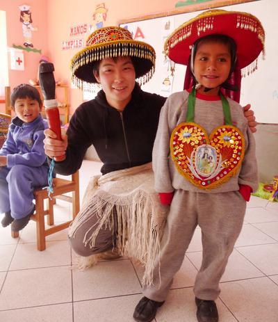 南米ペルーで異文化交流をしながらスペイン語を学ぼう!