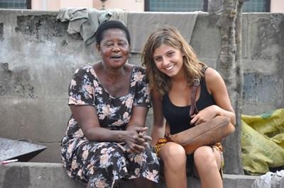 ガーナ、トウィ語を学ぶプロジェクトアブロードボランティア