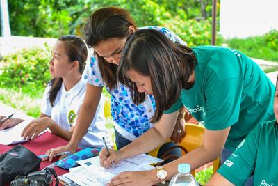 フィリピンで長期の海外インターン一シップ 医療アウトリーチ活動に貢献する日本人医療インターン